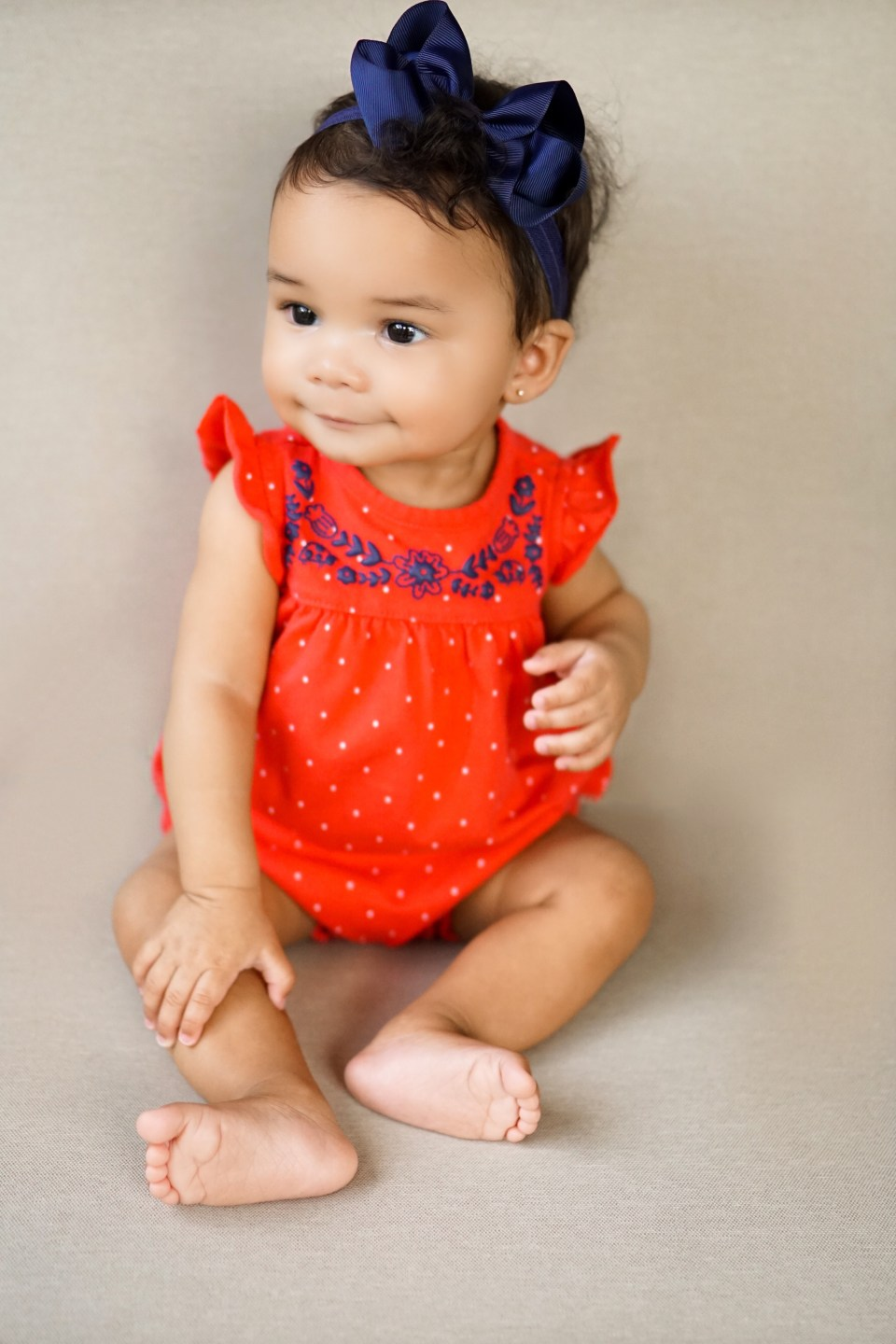 Baby: Baby E's First Fourth Of July-Tiffany D. Brown