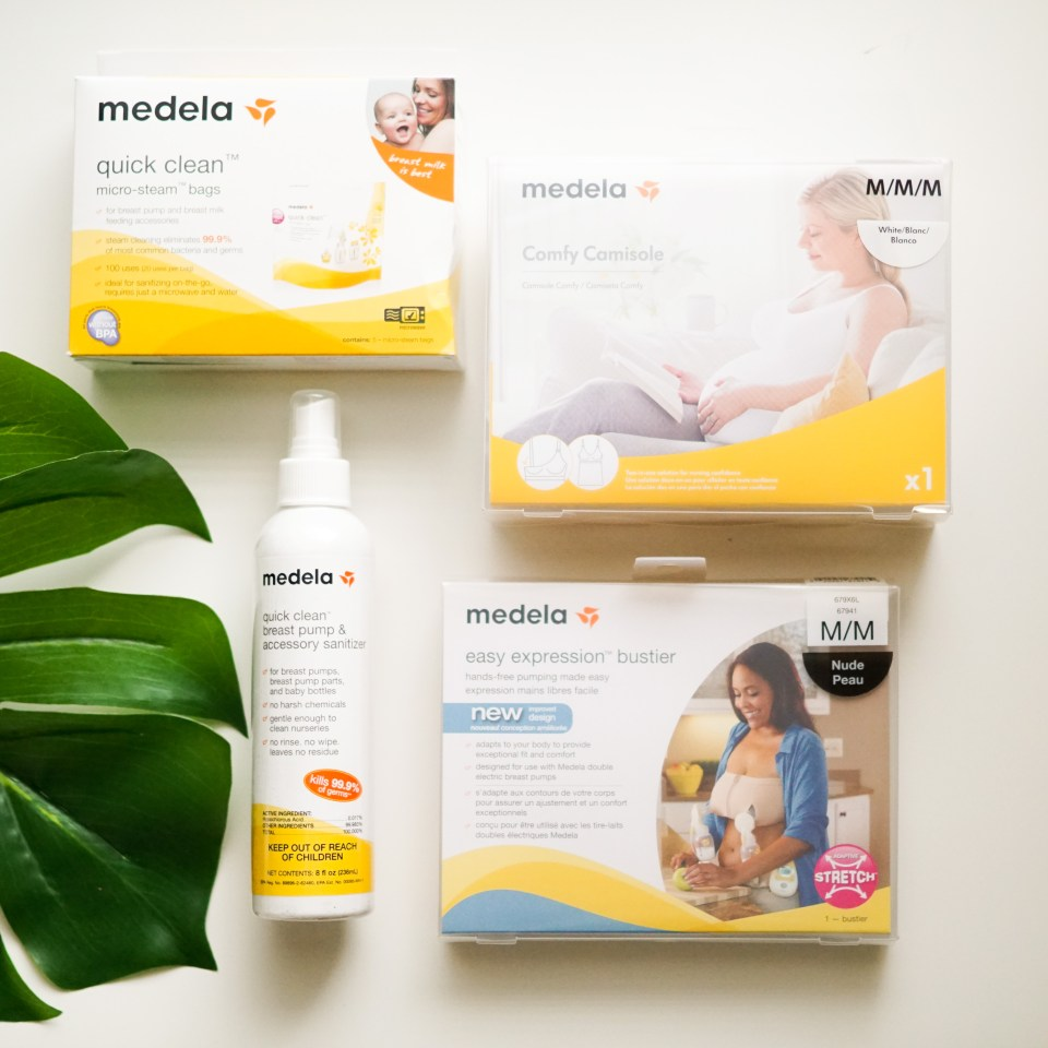Product Review: Medela Freestyle Flex Portable Double Electric Breast Pump-Tiffany D. Brown