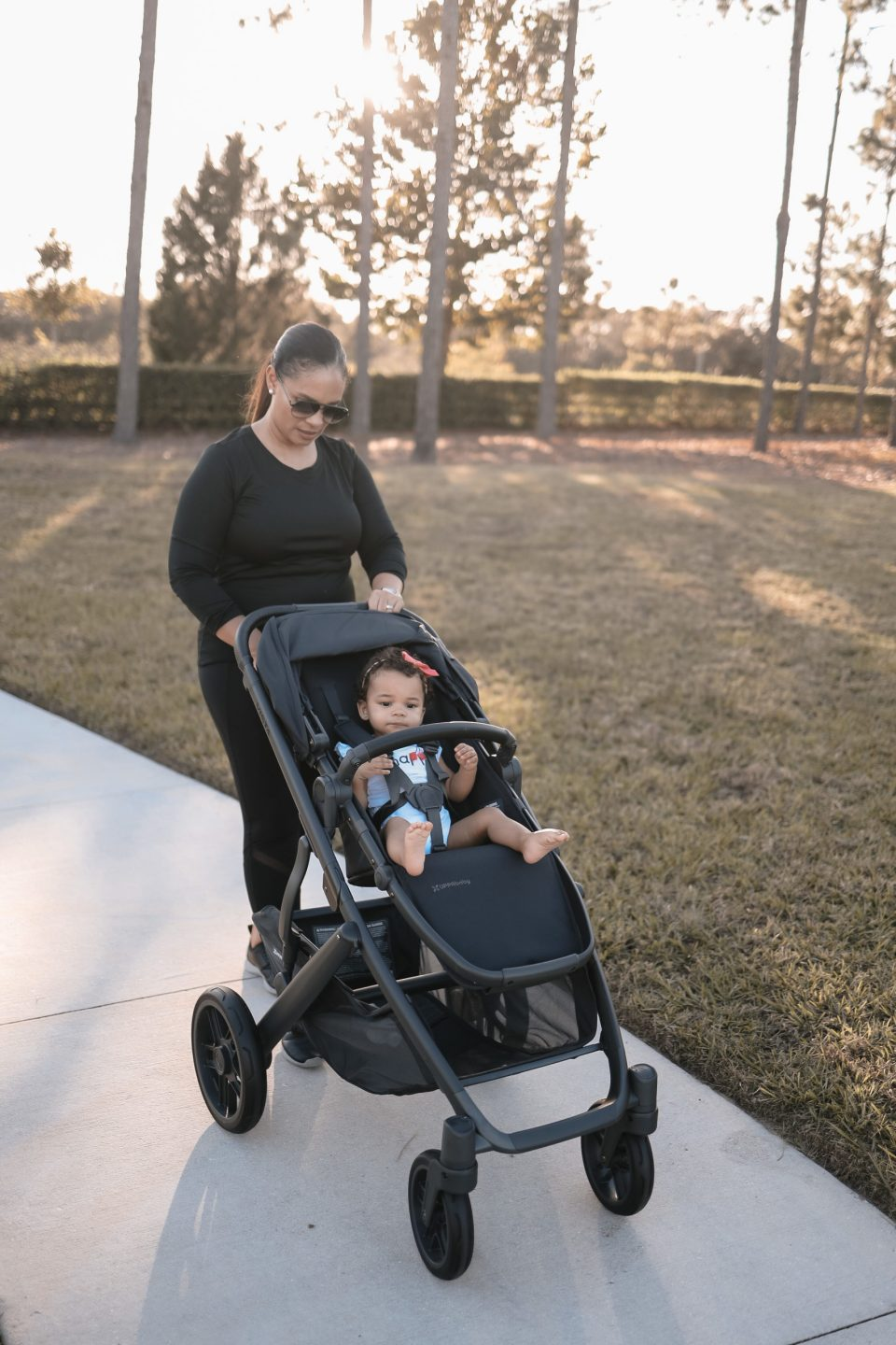 The Family That Strolls Together, Stays Together- Uppababy VISTA-Tiffany D. Brown