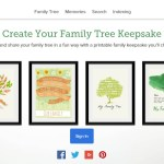 FamilySearch Keepsakes