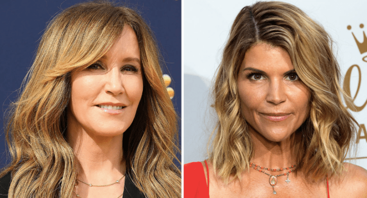FELICITY HUFFMAN, LORI LOUGHLIN ARRESTED – INDICTED IN COLLEGE ADMISSIONS BRIBERY CASE