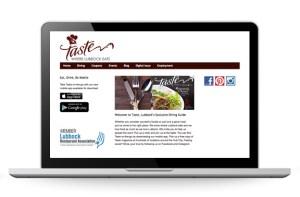Taste website