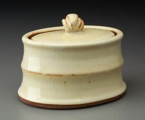 Oval Jar