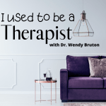 Tiffany Johnson on the I used to be a Therapist podcast