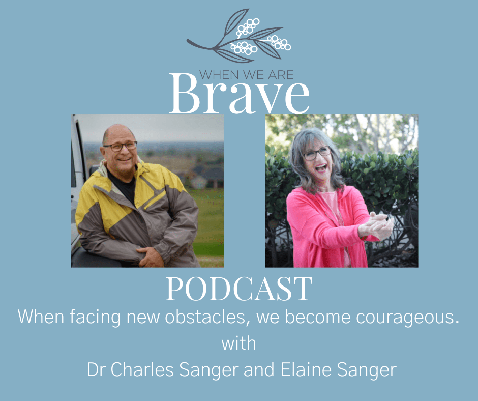 When we are Brave Podcast with Tiffany Johnson Season 2 Episode 2