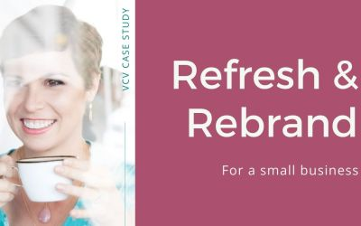 Refresh & Rebrand For a Small Business