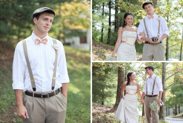 A Vintage Love Story - Tiffany Kelley Photography