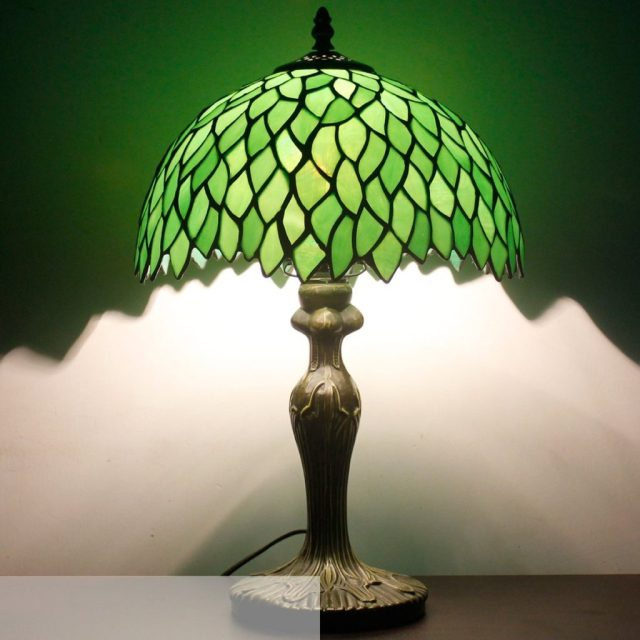 Tiffany style green wisteria table lamp s523 review tiffany lamp what we like about tiffany style green wisteria table lamp s523 aloadofball Choice Image