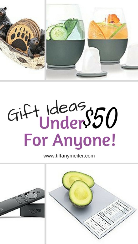 Gift Ideas under 50 dollars, Christmas gifts