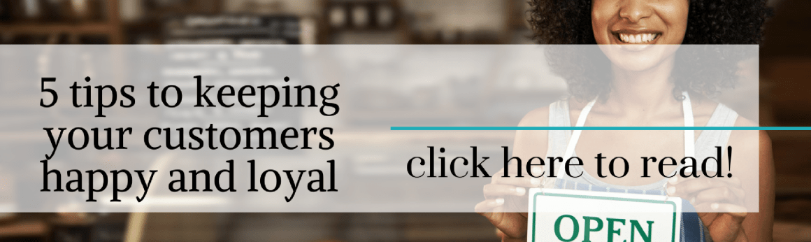 5 tips to having happy and loyal customers - Tiffany Nicole Forever Blog