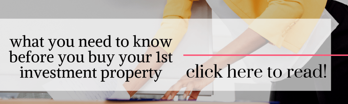 what you need to know before you buy your first investment property - Tiffany Nicole Forever Blog