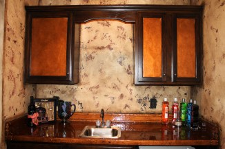 Bar Cabinetry After