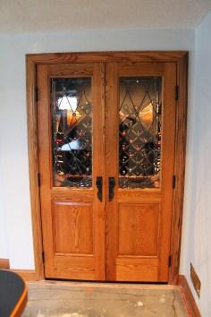 Wine Cellar Doors Before
