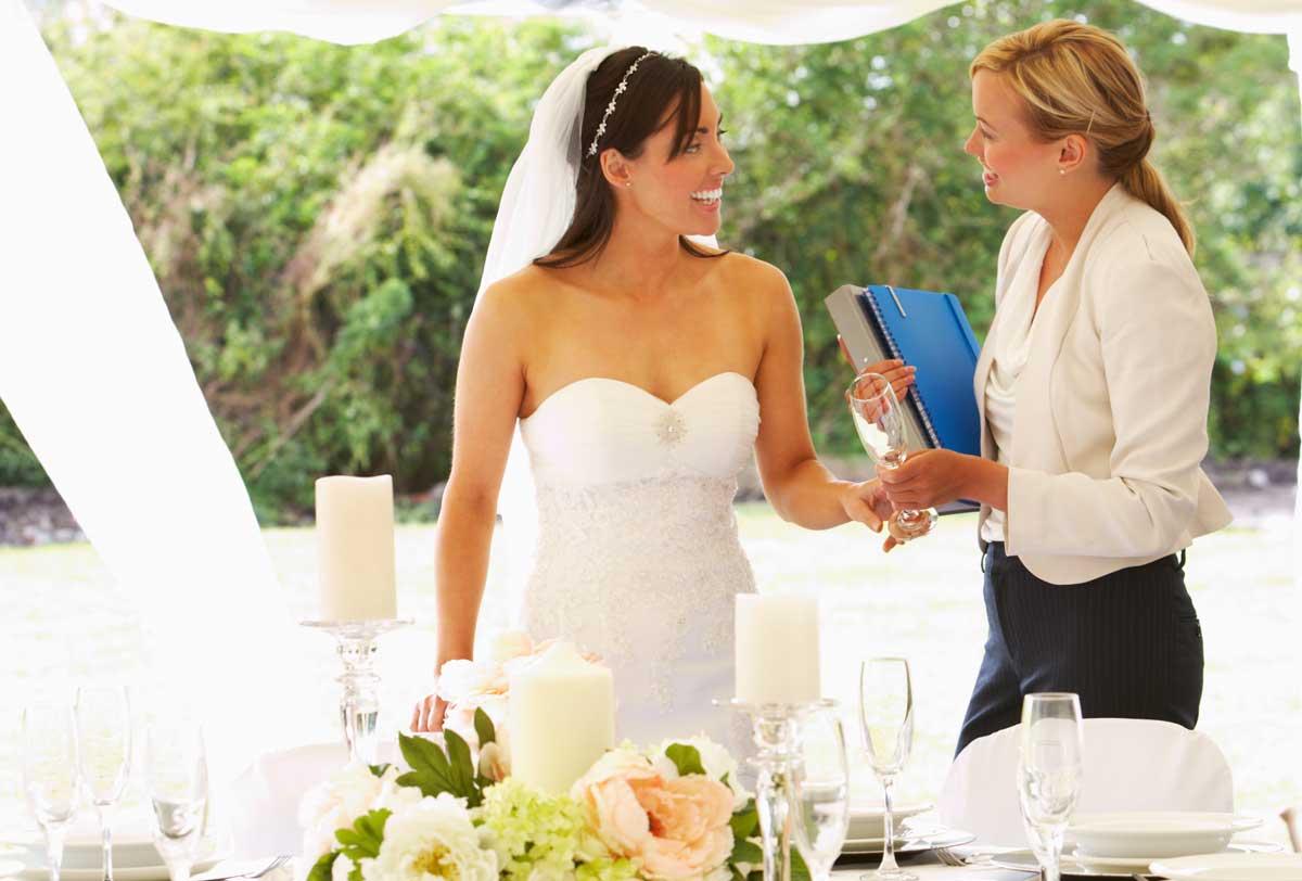 Организатор свадеб в картинках