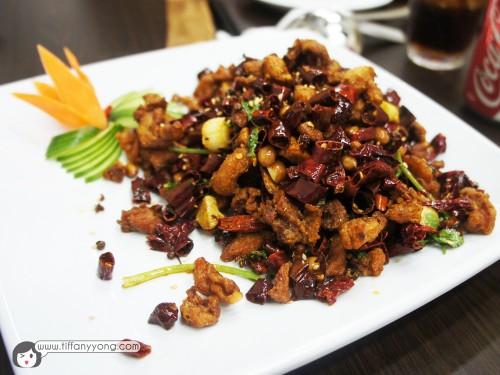 chengdu Sichuan restaurant