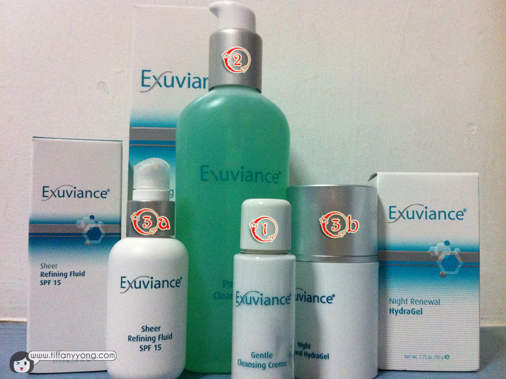 Exuviance Skin Care Products