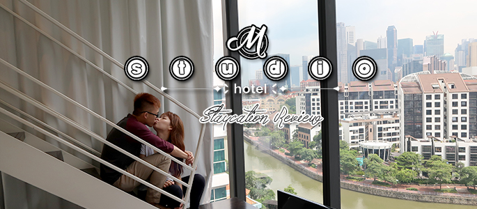 Studio M Hotel Singapore Review: A Lofty Weekend Out