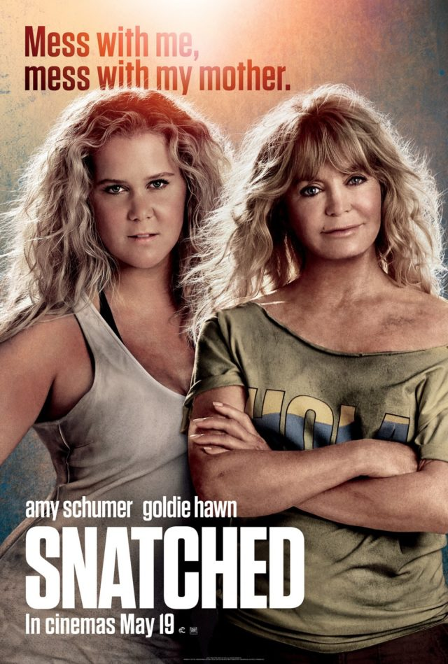 SNATCHED Movie Poster