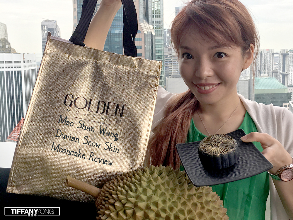 Snow Skin Mooncake Singapore: Golden Moments Review