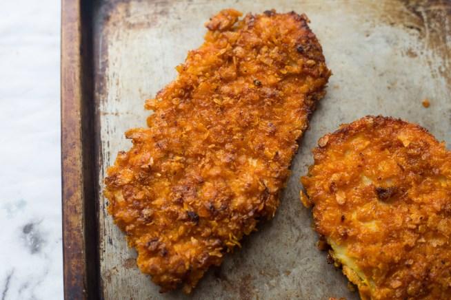 Gluten Free Cornflake Chicken
