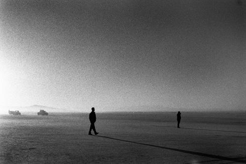 Desert Mirage by Daniel Milnor