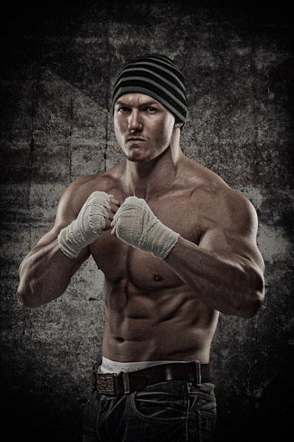 Glyn Dewis - Ultimate Fighter