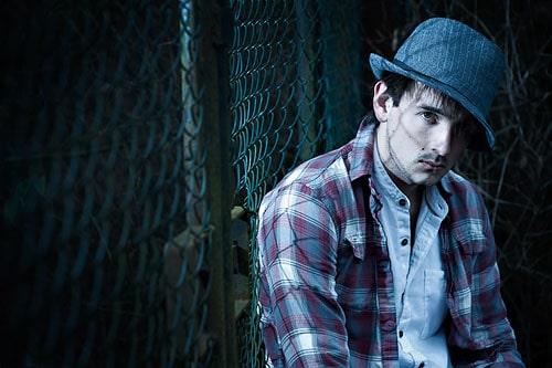 Glyn Dewis - Man In A Hat