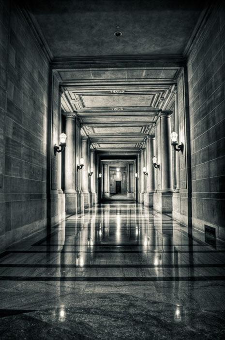 Empty Governance | Aaron Hockley