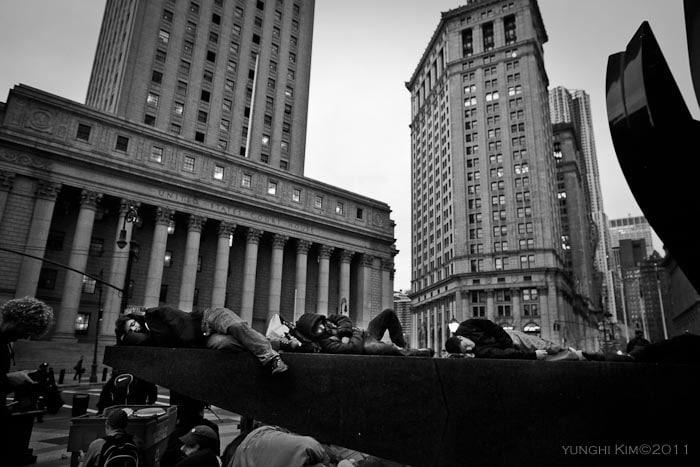 Occupy Wall Street | Yunghi Kim