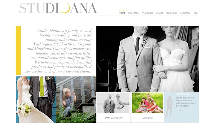 Studio Diana - Wedding