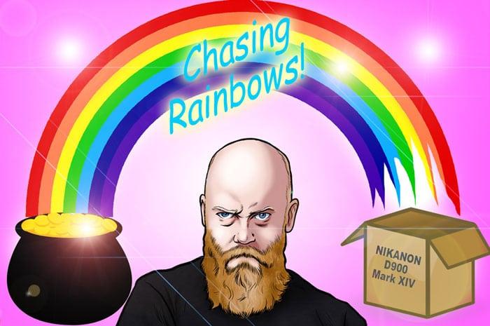 David Jackson | Chasing Rainbows