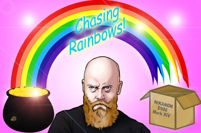 David Jackson | Chasing Rainbows