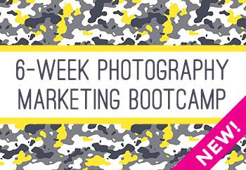 6-Week Photography Marketing Bootcamp