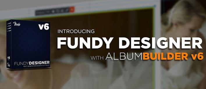 Andrew Funderburg, Fundy Designer & Album Builder, V6