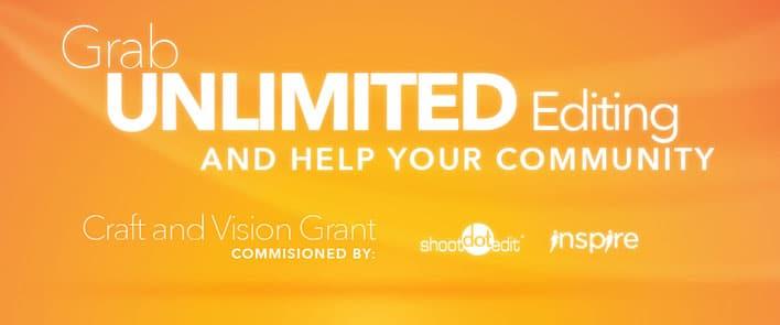 Inspire Photo Retreats - ShootDotEdit Grant