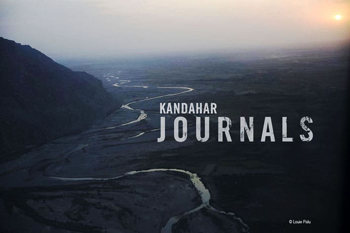 Kandahar Journals Documentary Film