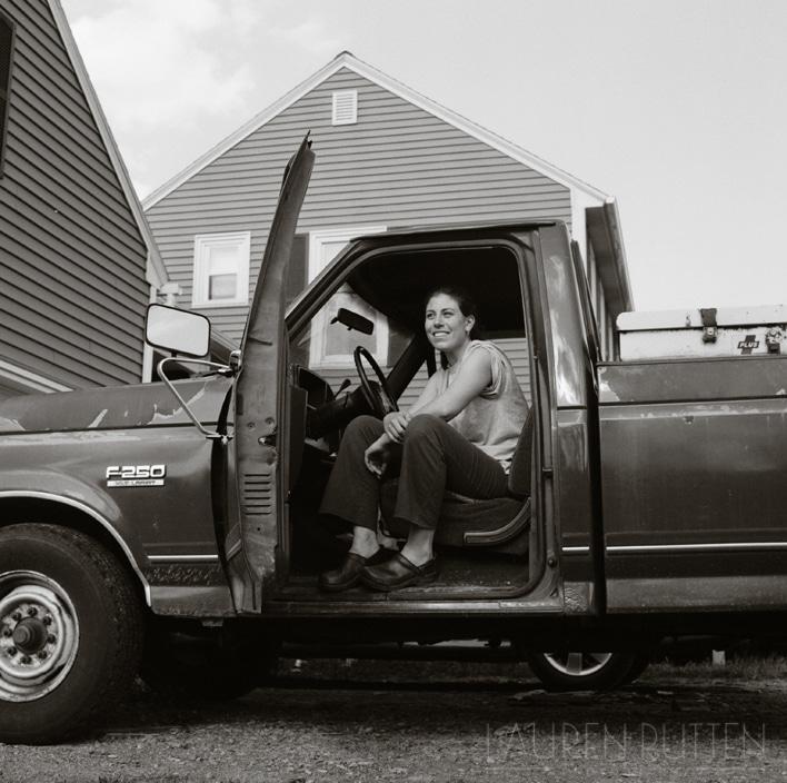 Lauren Rutten Photography - In The Truck