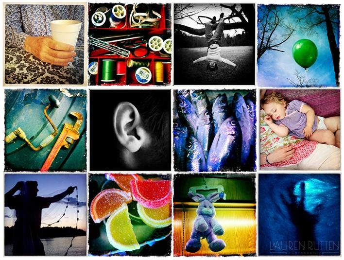 Lauren Rutten Photography - iPhone Collage