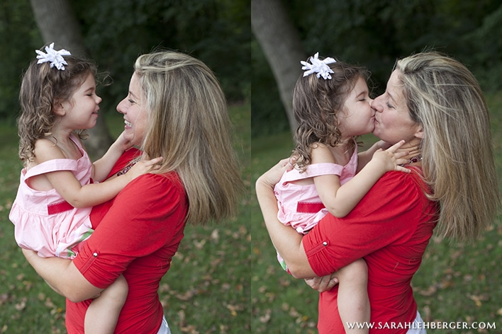 Mother - Child, Special Needs Family Portraits by Sarah Lehberger