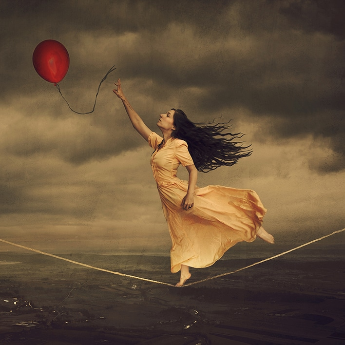 The Dream That Dares Us: Brooke Shaden