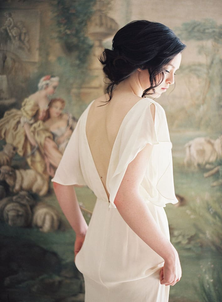 Jen Huang: Fine Art Wedding Photography, Bride Portrait