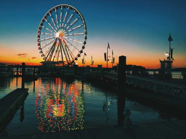 Maryland wheel