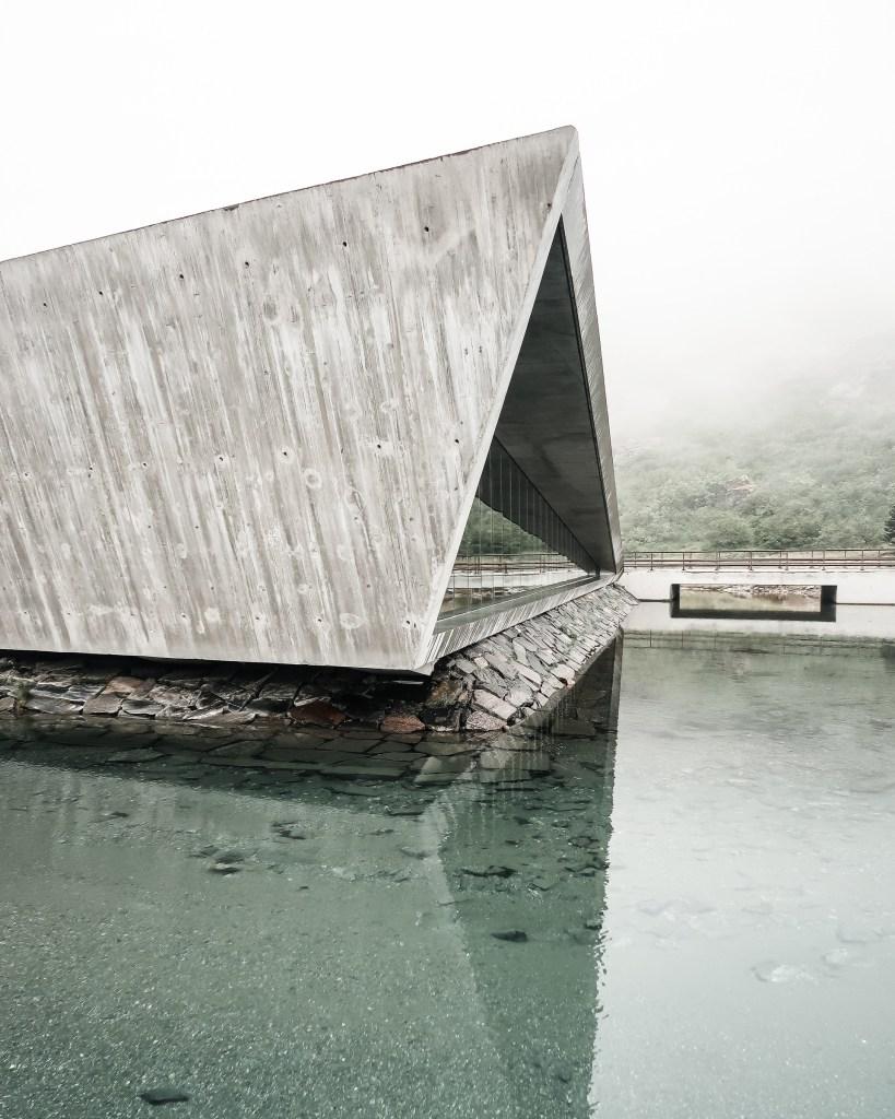 Auf den Norwegischen Landschaftsrouten 1