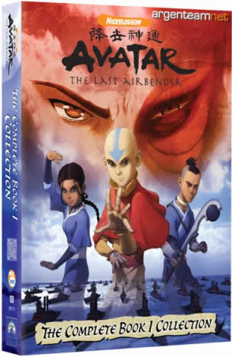 Avatar The last airbender book 3... (3/3)