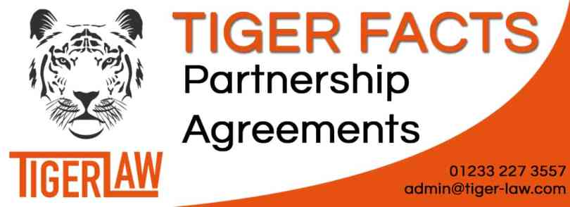 Tiger Law PARTNERSHIP-AGREEMENTS-1100-X-400PX Partnership Agreements Tiger Factsheets 1