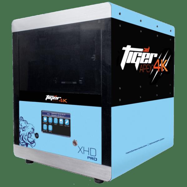 Tiger Apex 2K XHD PRO Render Side