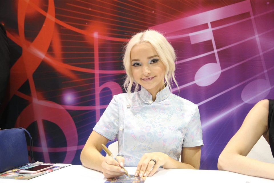 Dove Cameron Begins Rehearsals For Mamma Mia TigerBeat