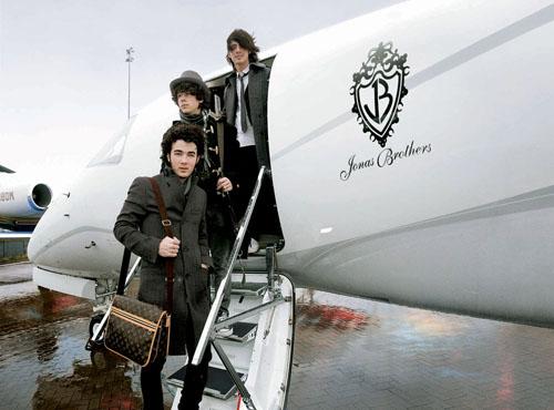 Poster do filme Jonas Brothers 3d - o show