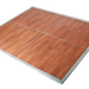 Wooden Square Dance Floor