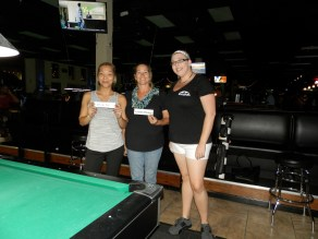 Tour Stop #3 Brewlands Billiards Tampa